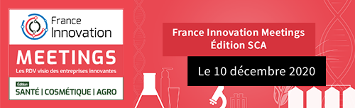 France Innovation Meetings Edition Santé Cosmétique
